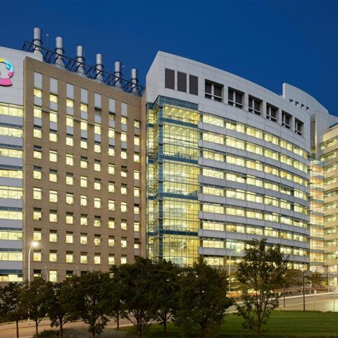 Cincinnati Children's Hospital Medical Center – Location S Research Tower