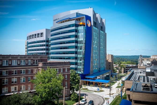 Cincinnati Children's Hospital Medical Center – Location T Research Tower